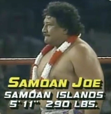 the original Samoa Joe