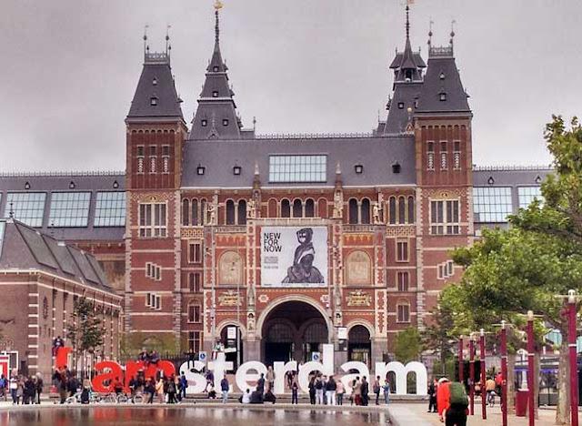 Foto Kota Amsterdam