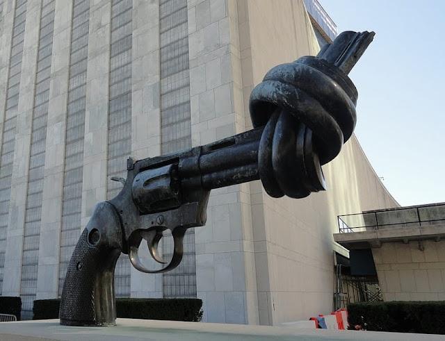arma com nó