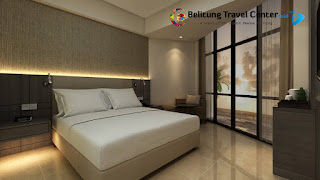 Kamar deluxe Ocean King - Hotel Fairfield by Marriott Belitung