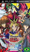 Yu-Gi-Oh! ARC-V Tag Force Special Portugues