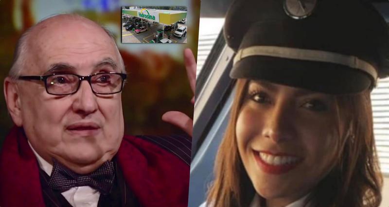 Papá de #LadyBomba piloteaba aviones privados de dueños del grupo gasolinero Hidrosina