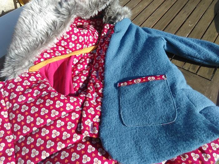 Bulle&Funambule: histoire d'un manteau bien chaud
