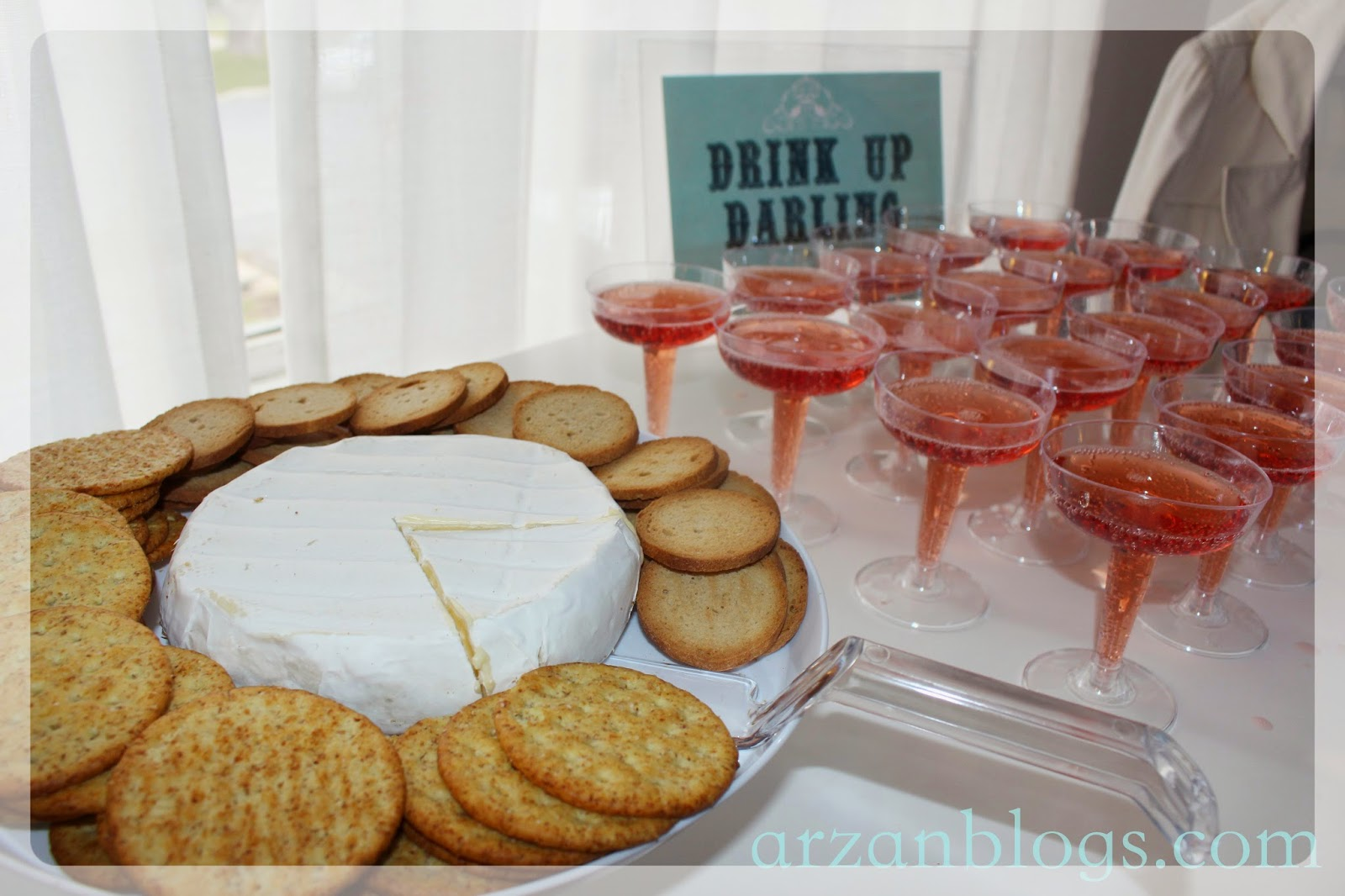 Montreal: Amber's Bridal Shower