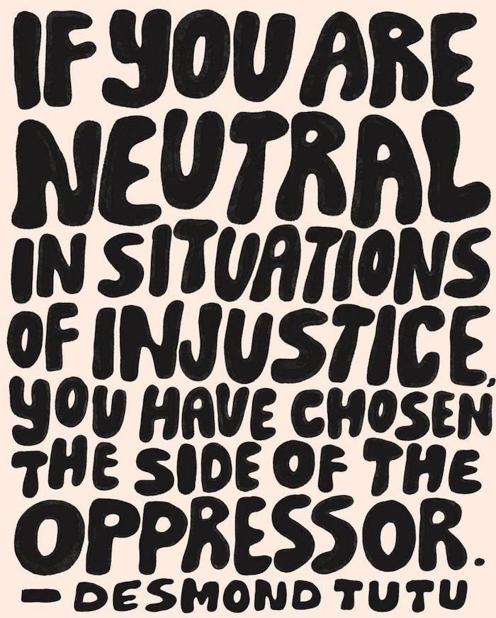 Desmond Tutu, Desmond Tutu quote