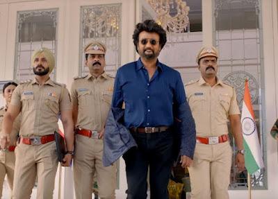 Watch Darbar Movie Trailer