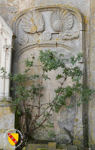 GOVILLER (54) - L'église paroissiale Saint-Epvre