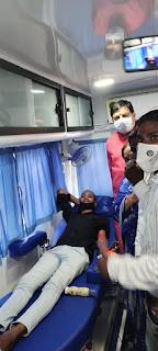 प्रधानमंत्री मोदी की सरकार के 7 साल पूरे होने के उपलक्ष्य में मंत्री डॉ. यादव द्वारा समर्पण दिवस मनाया गया