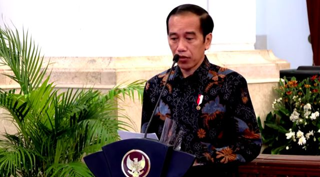 Jokowi Minta Maaf, Hampir Aja Lupa Kalau Ternyata Ada Seorang Wapres di Istana