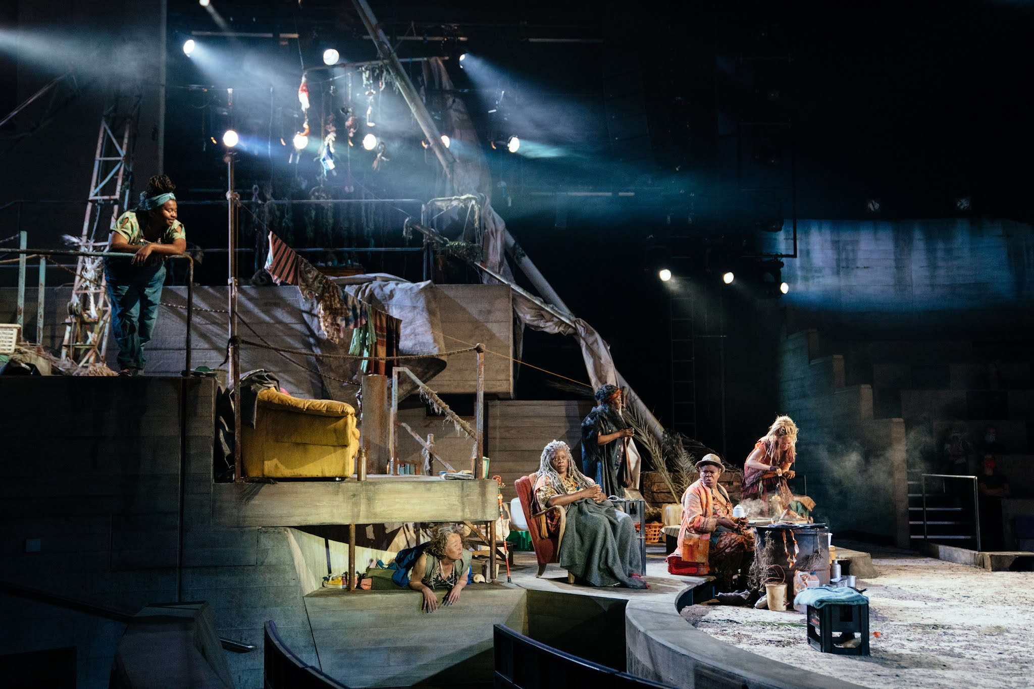 Review Round-up: Paradise, National Theatre