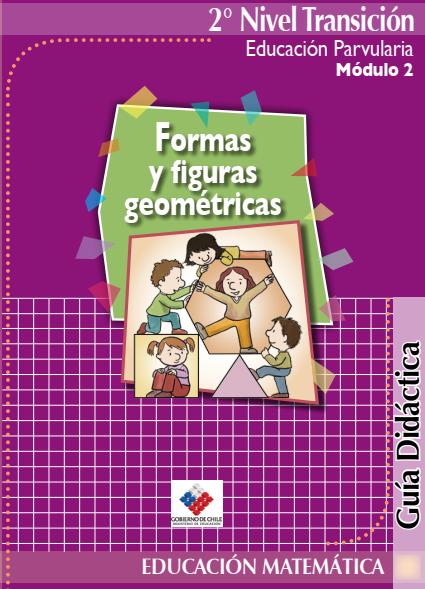 FORMAS Y FIGURAS GEOMÉTRICAS PREESCOLAR