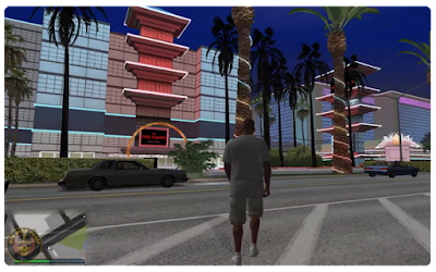 GTA San Andreas V Graphics for low End PC v2