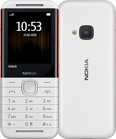 Iconic Nokia 5310 price, specifications and features.