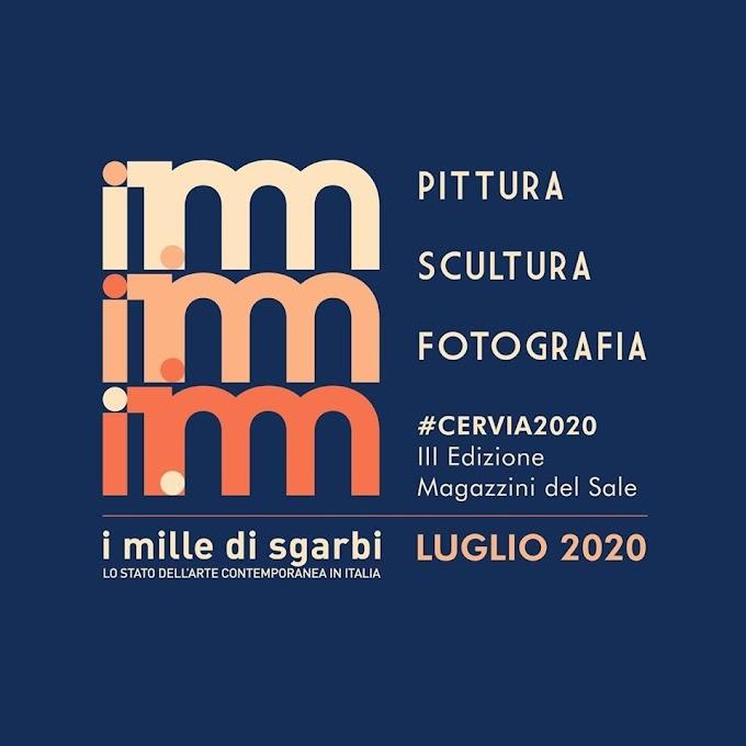 """""""I Mille di Sgarbi"""": a Cervia lo stato dell'arte contemporanea italiana"""