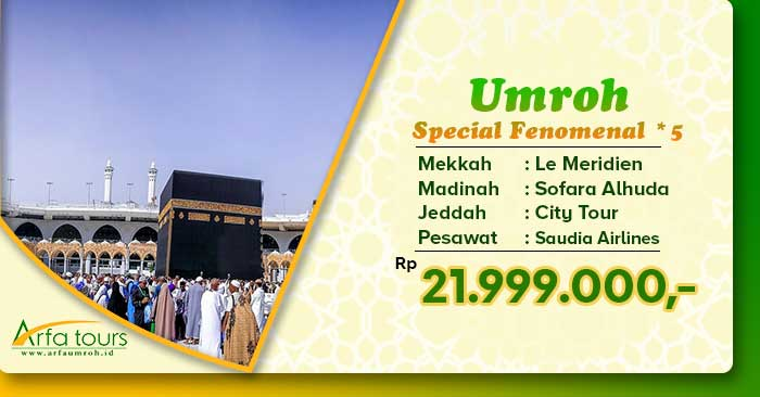 Umroh September 2019 super fenomenal