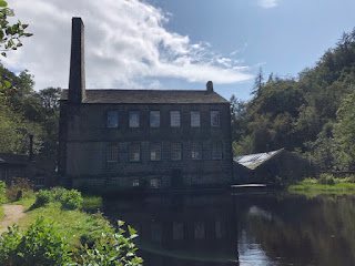Gibson Mill and Millpond