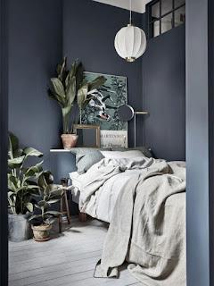 Dekorasi kamar Tidur Simple dan Nyaman Cowok