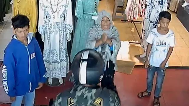Sri Harlina, Emak yang Memohon ke Rombongan Moge agar Tak Keroyok Prajurit TNI