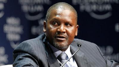 Aliko Dangote, Africa's wealthiest man