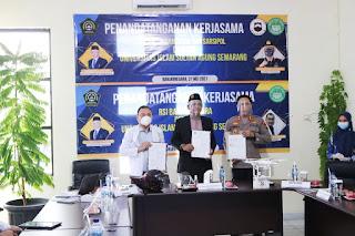 Unissula Semarang Gabung Sarsipol Meski Letaknya Diluar Banjarnegara