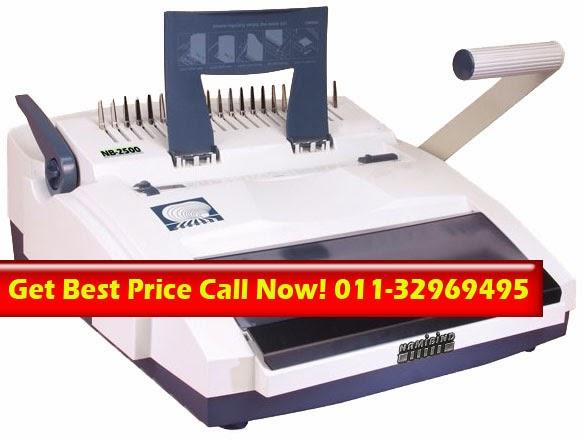 Wiro Binding Machine In Delhi