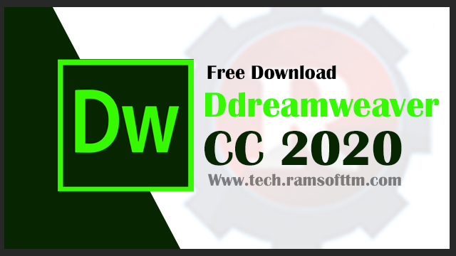 Adobe Dreamweaver CC 2020 Free Download [Direct Link]