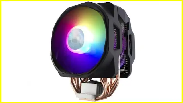 Cooler Master Air MA610P Announced with 6 Copper Tubes