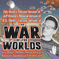 Edy Hurst's War of the Worlds podcast
