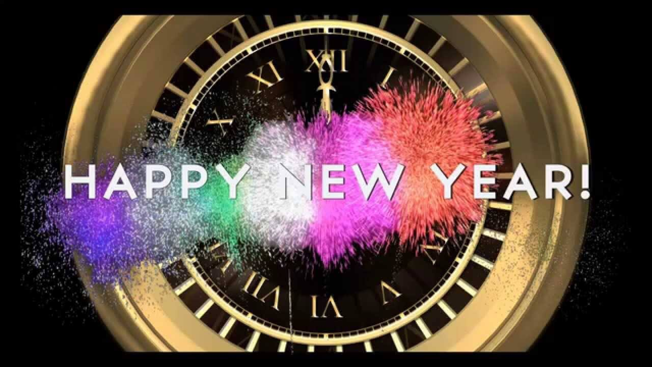 happy new year 2018 countdown images