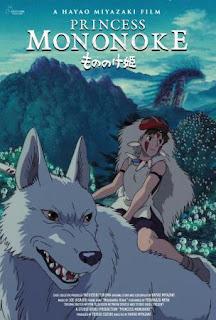Film Princess Mononoke 2017 (Jepang)