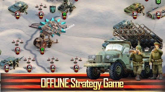 Frontline: The Great Patriotic War Apk Free on Android Game Download