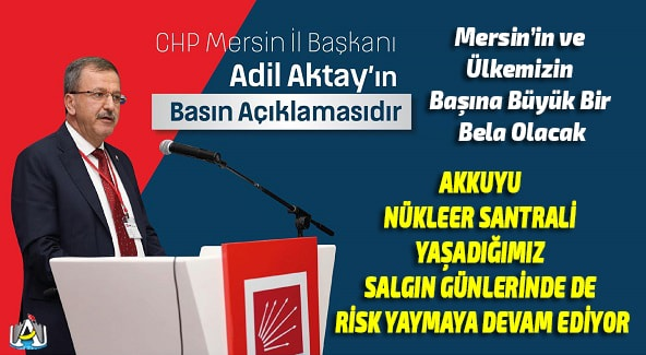 Mersin Haber, Mersin CHP, GÜNCEL, SİYASET,