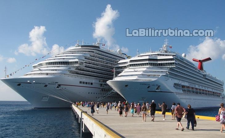 Autoridad Portuaria suspende desembarco de cruceros por coronavirus