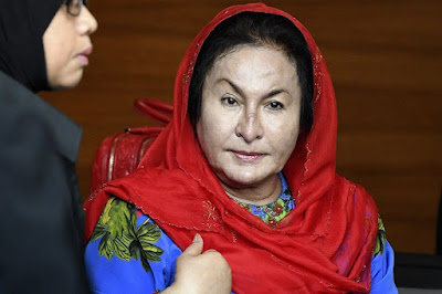 Rosmah Mansur Beli Barangan Kemas 60 Juta