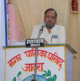 प्रधानमंत्री स्वनिधि संवाद योजना अंतर्गत कार्यक्रम आयोजित