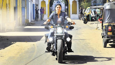 First Indian woman to ride Harley Davidson - Veenu Paliwal