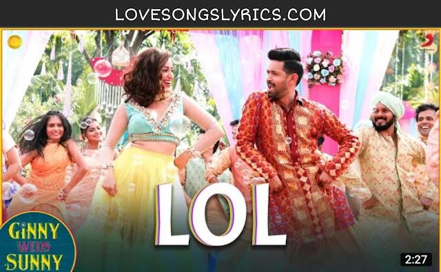 Lol song lyrics in hindi