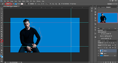 tutorial membuat text wrap di photoshop