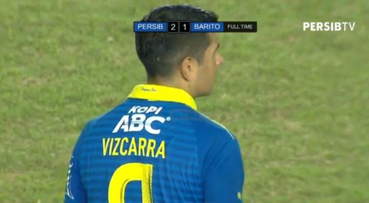 Wander Luiz Ambil Alih Nomor Punggung Vizcarra