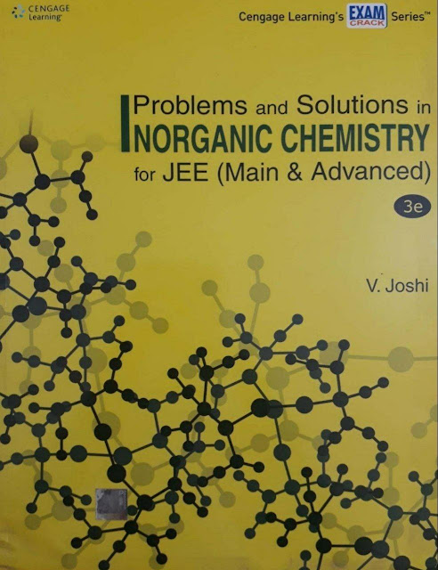 Problems and Solutions in Inorganic Chemistry : For JEE and NEET Exam PDF Book
