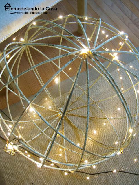metal, rusted sphere