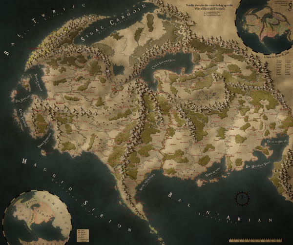 Here Dragons Abound: Continent Maps (Part 1): SVG and ...