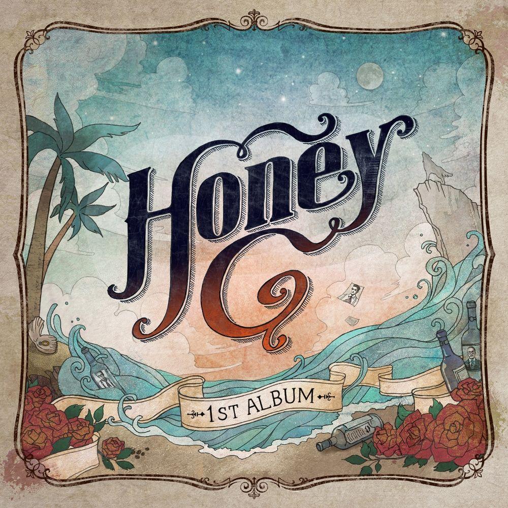 Honey-G – 1st Album
