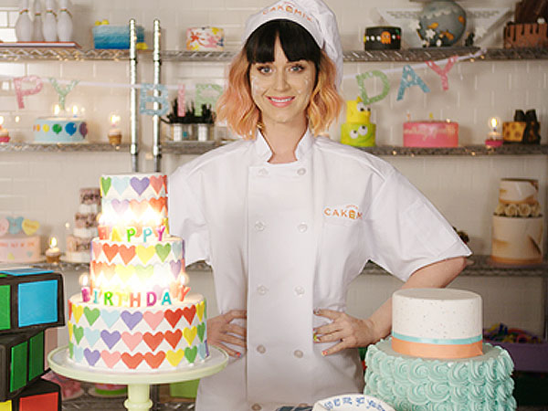 Video: Katy Perry - Birthday
