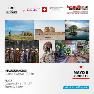 FOTOGRÁFICA BOGOTÁ 2019 | FUGA