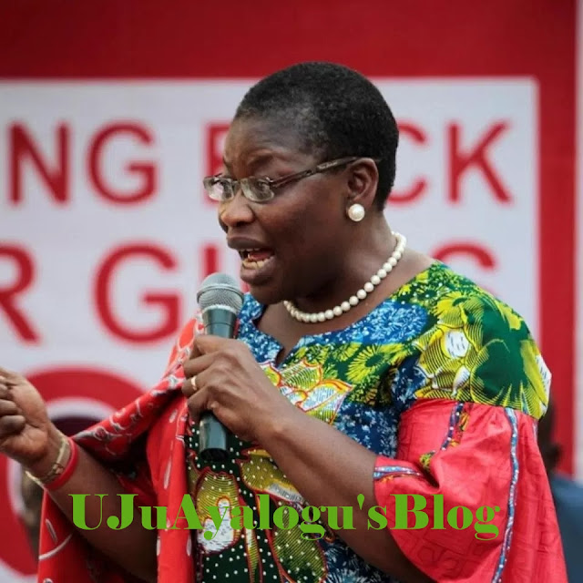 2019: Oby Ezekwesili reacts to Buhari's declaration for second term
