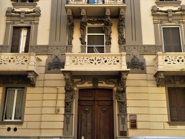 Palazzo Castrucci La Spezia