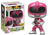 Funko Pop! Pink Ranger Hot Topic