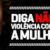 Mulher chama a polícia após ser agredida por um homem em Serrinha