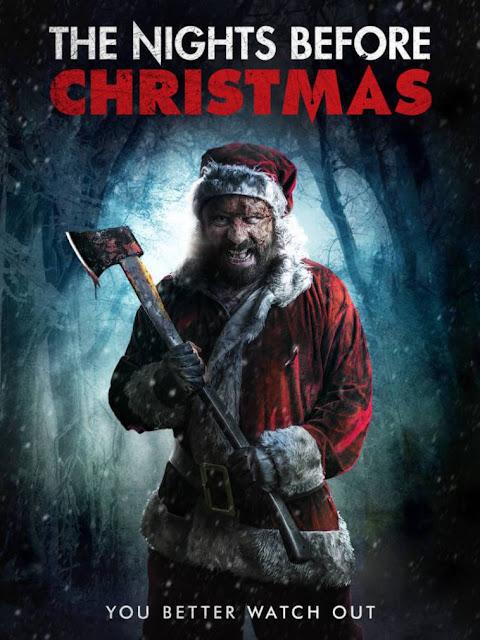 'The Night Before Christmas': Santa Claus y la Sra. Claus desatan el terror en Nochebuena [Tráiler]